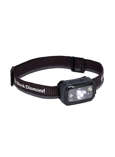 Black Diamond Revolt 350 Headlamp Outdoor Kafa Lambası Koyu Grı Gri